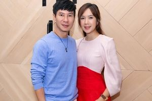 Minh Hà tình tứ bên Lý Hải khi tuyển diễn viên 'Lật mặt 4'