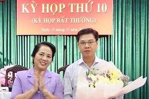 Ông Nguyễn Văn Dũng được bầu làm Chủ tịch UBND quận 1