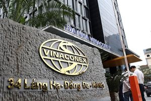 'Khối ngoại sẽ tiếp tục bán ròng Vinaconex thời gian tới'