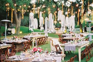 Khắc phục ngay những lỗi này nếu bạn muốn có tiệc cưới hoàn hảo ngoài trời