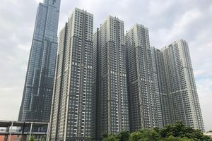 Thị trường bất động sản TP HCM sụt giảm mạnh