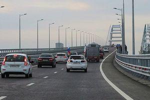IMF tính Crimea như là một phần của Nga