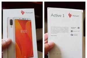 Điện thoại đầu tiên của VinGroup lộ diện, sản xuất tại Việt Nam