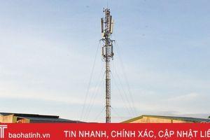 Lắp đặt cột thu phát sóng viễn thông trên nhà cao tầng liệu có an toàn?