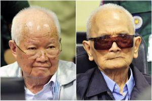 Chế độ Khmer Đỏ bị tuyên tội diệt chủng
