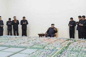 Nhà lãnh đạo Triều Tiên phát triển thành phố cửa ngõ vào Trung Quốc