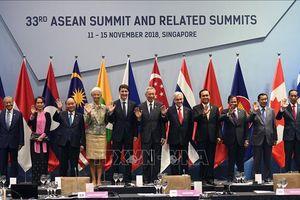Câu chuyện 'bó đũa' tại Hội nghị cấp cao ASEAN 33