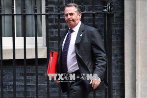 Bộ trưởng Thương mại Anh cảnh báo vẫn có nguy cơ không đạt được thỏa thuận với EU