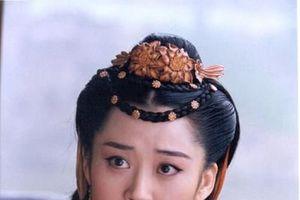 'Thánh cô' Tiếu ngạo giang hồ đẹp nhất màn ảnh Hoa ngữ Hứa Tình: Hồng nhan đa truân