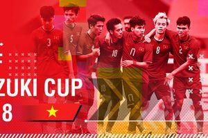 ĐT Việt Nam bất bại trước Malaysia ở vòng bảng AFF Cup