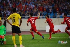 Thắng Malaysia, Công Phượng gửi lời cảm ơn tới người hâm mộ