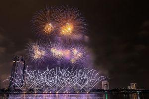 Lễ hội pháo hoa Đà Nẵng 2019: Những dòng sông kể chuyện