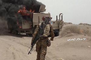 Houthi tiếp tục phục kích diệt binh sĩ Ả rập Xê-út