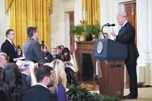 Nhà Trắng có xử lý được vụ kiện 'cấm cửa' phóng viên của CNN?