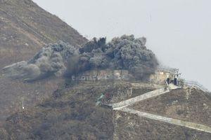 Hàn Quốc cho nổ trạm gác gần biên giới Hàn – Triều
