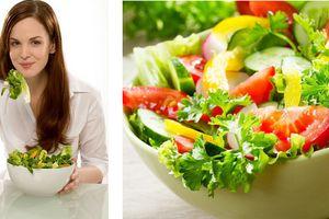 Có ngay vòng eo con kiến khi ăn loại salad này hàng ngày