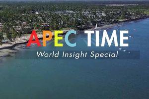APEC: Trung Quốc muốn gì từ Thái Bình Dương?
