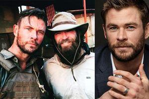 Những hình ảnh đầu tiên về bộ phim mới của Netflix có sự góp mặt của tài tử Chris Hemsworth!
