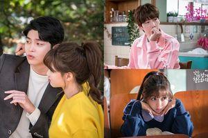 Hậu trường đáng yêu của Kim Yoo Jung, Yoon Kyun Sang và Song Jae Rim trong 'Clean With Passion For Now'