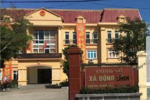 Thanh Hóa: Bắt tạm giam nguyên chủ tịch và phó chủ tịch xã do lập hồ sơ khống