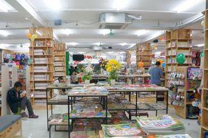 Hơn 20 ngàn đầu sách tại không gian văn hóa đọc '3 trong 1'