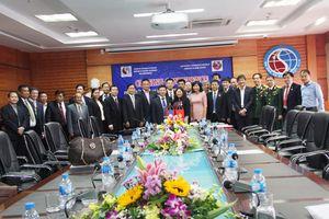 Việt Nam - Lào: Tăng cường hợp tác, hữu nghị trong lĩnh vực đo đạc và bản đồ