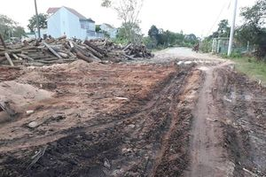 Đức Thọ (Hà Tĩnh): Cơ sở chế biến gỗ trái phép vẫn được cấp điện hoạt động giữa khu dân cư