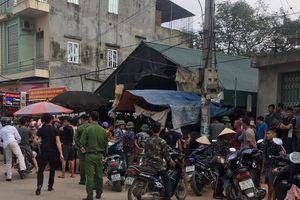 Hải Dương: Công bố nguyên nhân người phụ nữ bán đậu bị bắn