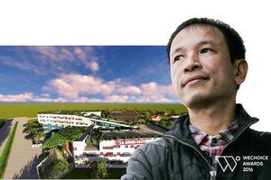 Tập 2 Sự Cân bằng hoàn hảo: KTS Hoàng Thúc Hào với triết lý kiến trúc hạnh phúc