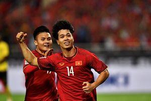 Việt Nam và Malaysia 1-0, Công Phượng chính thức 'khai hỏa'