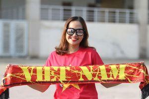 Truyền lửa cho đội tuyển bóng đá Việt Nam