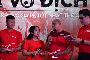 Cựu siêu sao Brazil Roberto Carlos giao lưu cùng người hâm mộ Việt Nam