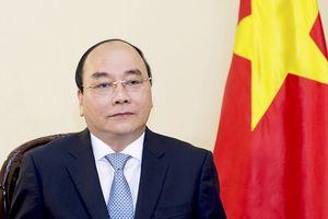 Thủ tướng Nguyễn Xuân Phúc lên đường tham dự Hội nghị Cấp cao APEC 2018