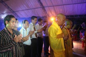 Xúc động buổi Lễ cầu siêu nạn nhân tử vong vì TNGT