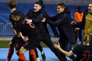 Kết quả UEFA Nations League 16/11: Croatia, Bỉ giành thắng lợi quan trọng