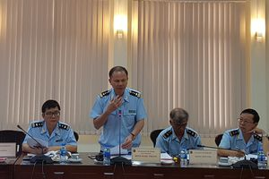 Hải quan TP Hồ Chí Minh phấn đấu thu ngân sách 108.000 tỷ đồng