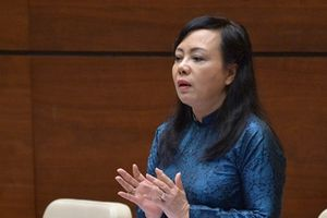 Bộ trưởng Y tế: Mong ước của luật là bảo vệ sức khỏe người dân, bảo vệ nòi giống