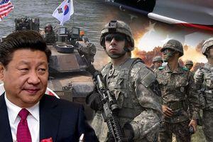 Trung Quốc sẵn sàng đối đầu Mỹ vào năm 2035 ở Ấn Độ-Thái Bình Dương