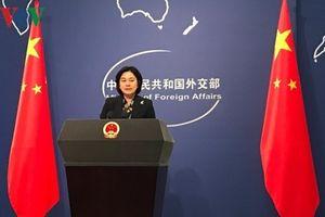 Trung Quốc lên tiếng đáp trả phát biểu của Phó Tổng thống Mỹ