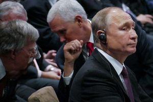 Tiết lộ cuộc trò chuyện của Tổng thống Putin và quan chức Mỹ tại EAS