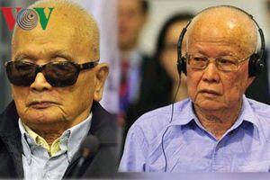 Cựu lãnh đạo chế độ diệt chủng Khmer Đỏ nhận thêm bản án chung thân