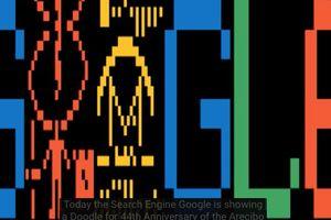 Google kỷ niệm 44 năm thông điệp radio đầu tiên gửi vào vũ trụ