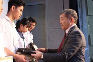 Ajinomoto Việt Nam tiếp bước đến trường cho học sinh tỉnh Đồng Nai