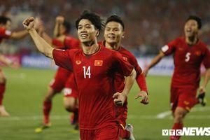 Trực tiếp AFF Cup 2018 Việt Nam vs Malaysia: Anh Đức lập công