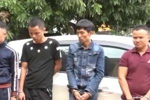 Phi vụ buôn pháo 'khủng' của 4 gã trai