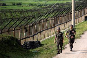 Binh sĩ Hàn Quốc ở biên giới tử vong do đạn bắn vào đầu