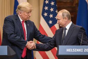 Tổng thống Nga Putin tuyên bố sẵn sàng thảo luận với Mỹ về giải trừ vũ khí hạt nhân