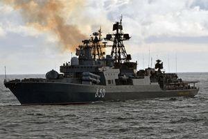 Sau tàu sân bay, Hải quân Nga đối diện nguy cơ mất thêm khu trục hạm cực mạnh