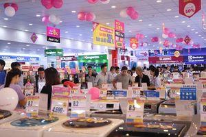 Mở 2 siêu thị mới, MediaMart cán mốc 95 điểm bán