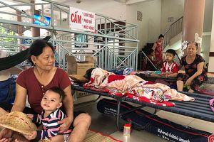 Thiếu nguồn tạng, trẻ lay lắt bám bệnh viện